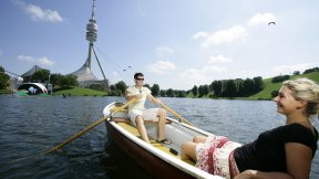 Olympiapark München - Copyright: Olympiapark München